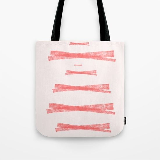Color Geometry V Tote Bag