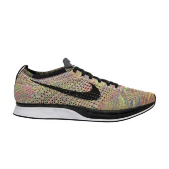 Flyknit Racer Multicolor 'Grey Tongue' 2016  Size 9