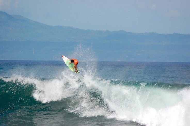 ASP Surf Contest Keramas Bali 2013