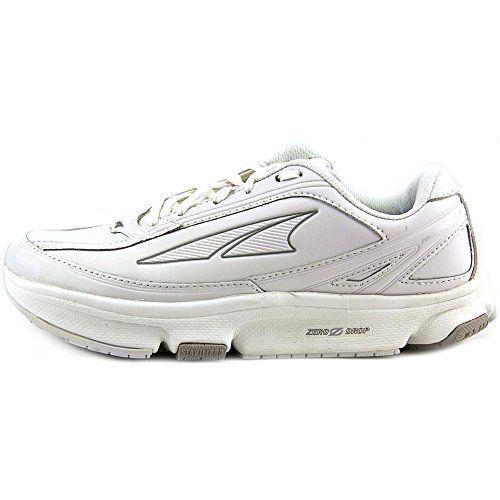 Altra Running Womens Provisioness Walker Shoe, White, 8 M US Sporting Goods Racquet Sports Platform Tennis