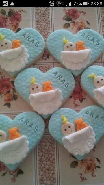 Bebek kurabiyesi