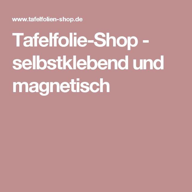 tafelfolie shop selbstklebend und magnetisch vorhaus pinterest tafelfolie und shops. Black Bedroom Furniture Sets. Home Design Ideas