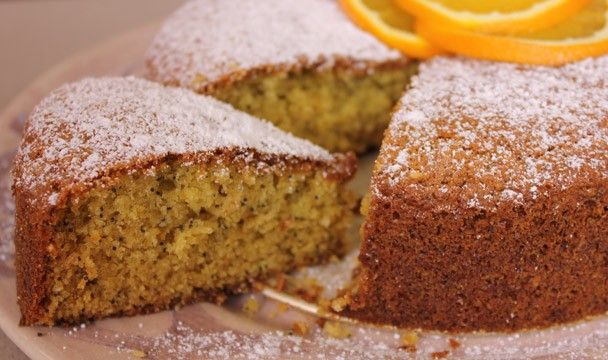 Olive Oil Birdseed Cake : Dinner Dash with Hilary Biller : The Home Channel