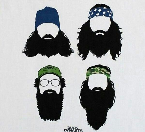 Duck Dynasty Glasses