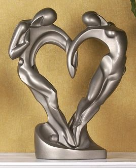 soul+mates | Austin Sculpture Soulmates by Austin Productions. Excellent prices ...