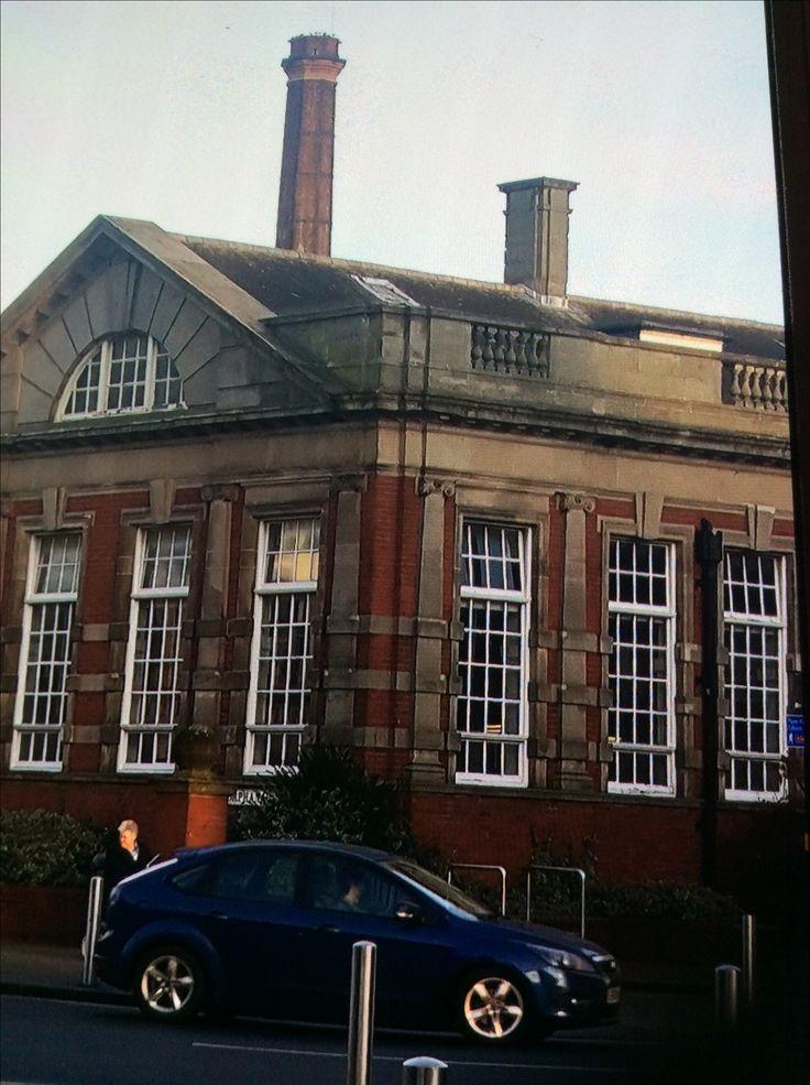 Library in Erdington