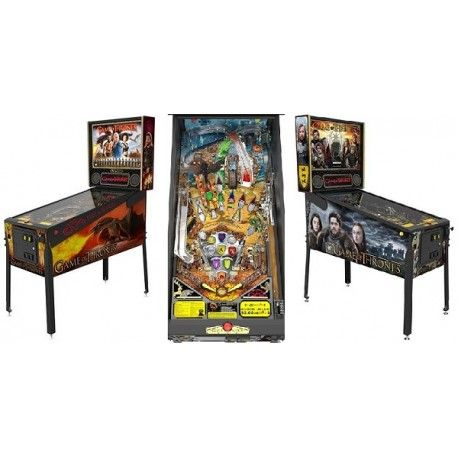 FLIPPER NEUF GAME OF THRONES - 7 490,00 €  #Jeux #Flipper