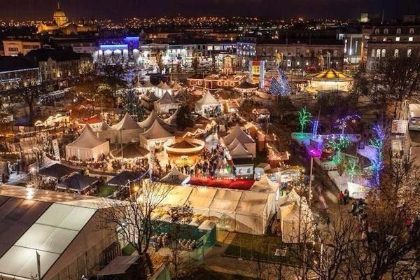 The 2014 Galway Christmas Market opens on Friday 21st November and runs until 22nd December!  Book the g and enjoy a stroll through the market, the Christmas funfair at the docks or indulge yourself in ESPA at the g!  www.theghotel.ie