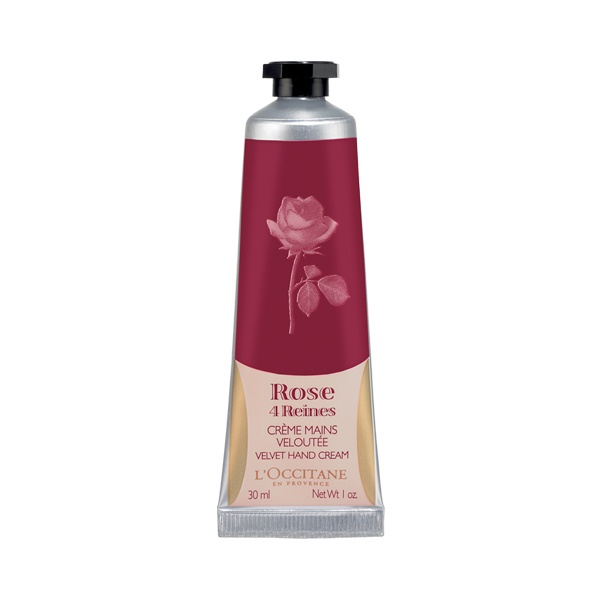 LÓccitane Rose Hand Cream - delightful