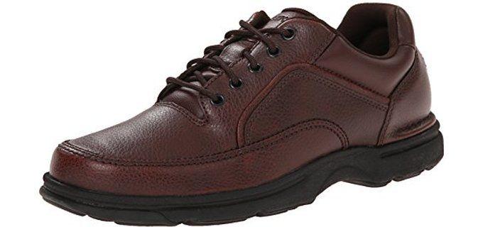 Rockport Wide Walking Diabetic Shoes  Rockport Eureka – Men