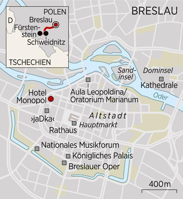 Silvester in der Musikstadt Breslau | ZEIT REISEN