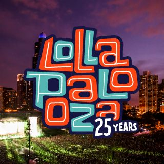 We're Celebrating 25 Years with Four Full Days of Music! – Lollapalooza