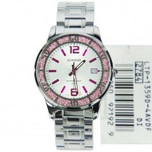 Casio Analog Ladies Dress Watch LTP-1359D-4AV LTP-1359D