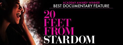 """And the Oscar goes to … 20 FEET FROM STARDOM, who took home the """"Best Documentary"""" statue at last night's Academy Awards!"""