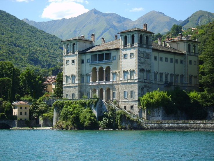 Palazzo Gallio, Gravedona Lake Como My Home in Italy