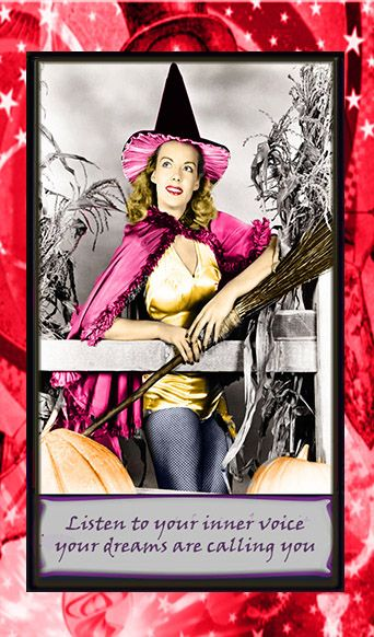 We just got our new card deck uploaded into a randomizer, click through and grab a free card of the day! tell us what you think by leaving a comment http://www.witchesbritches.rocks/card-of-the-day/