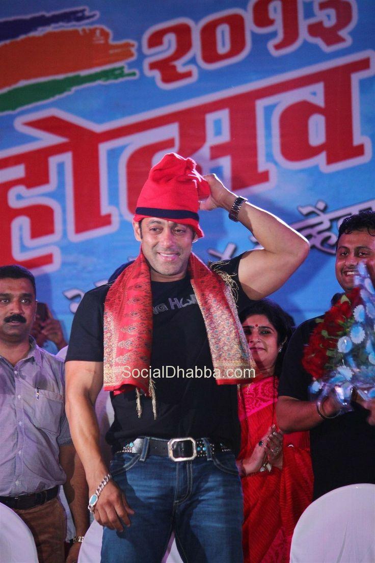 Salman Khan, Raj Thackeray inaugurate Koli Festival 2013  #bollywood #photos #top #latest #movies