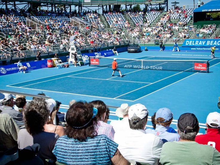 Buy Delray Beach Tennis Championship tickets from eTickets.ca and save up to $30. You can buy Delray Beach Tennis Championship standard, VIP or playoff tickets at discounted price.  #delraybeachtennischampionshiptickets #delraybeachtickets