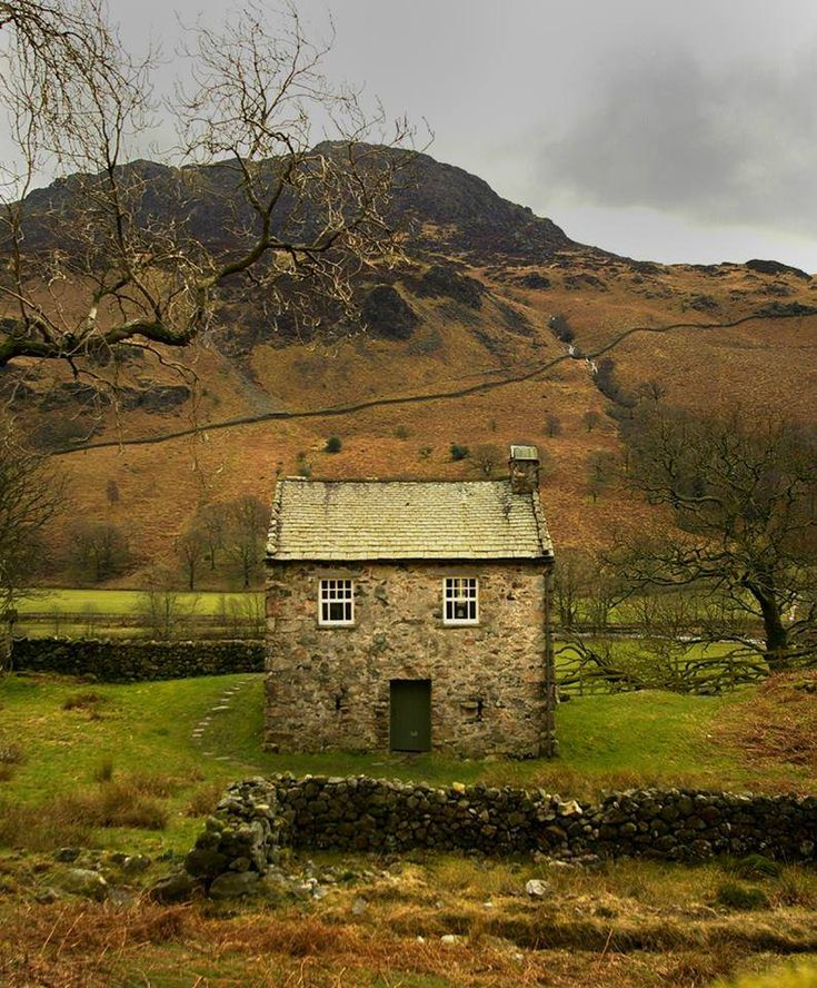 Cottage for one in the Lake District, Cumbria, England.