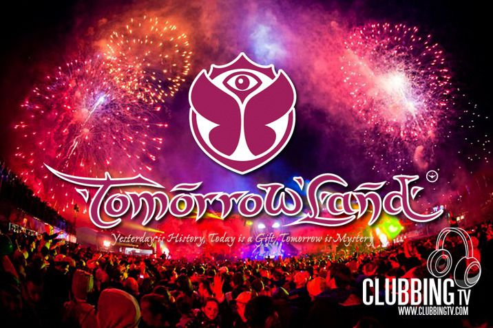 Photograph for Tomorrowland 2012