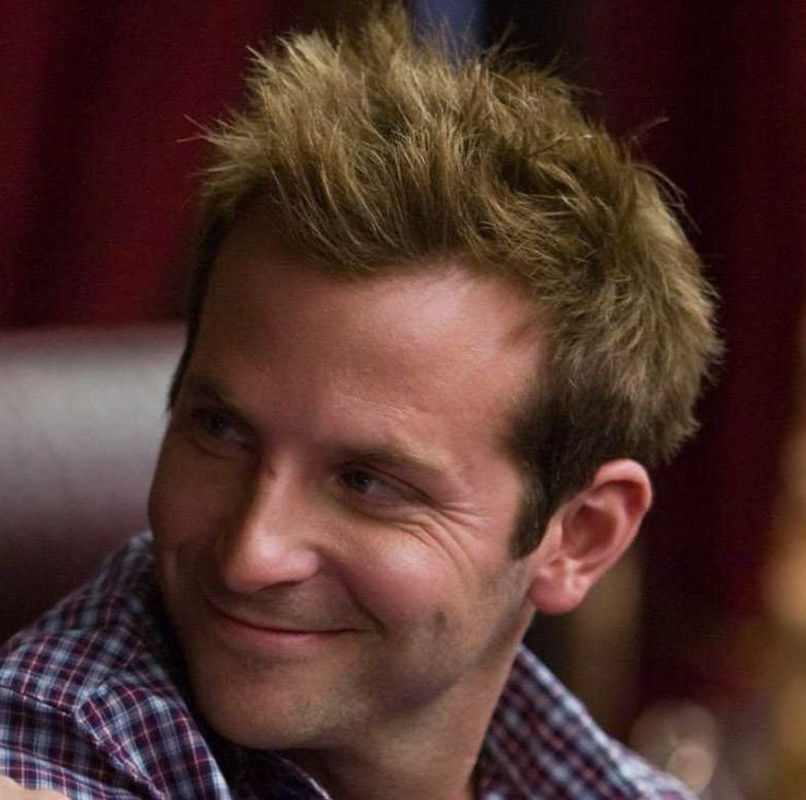 Yes Man Haircuts And Styles Bradley Cooper Receding