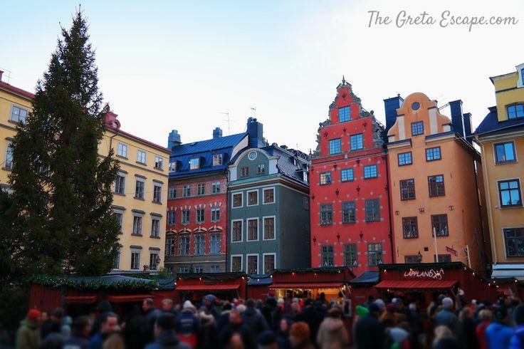 Stortorget. Stockholm