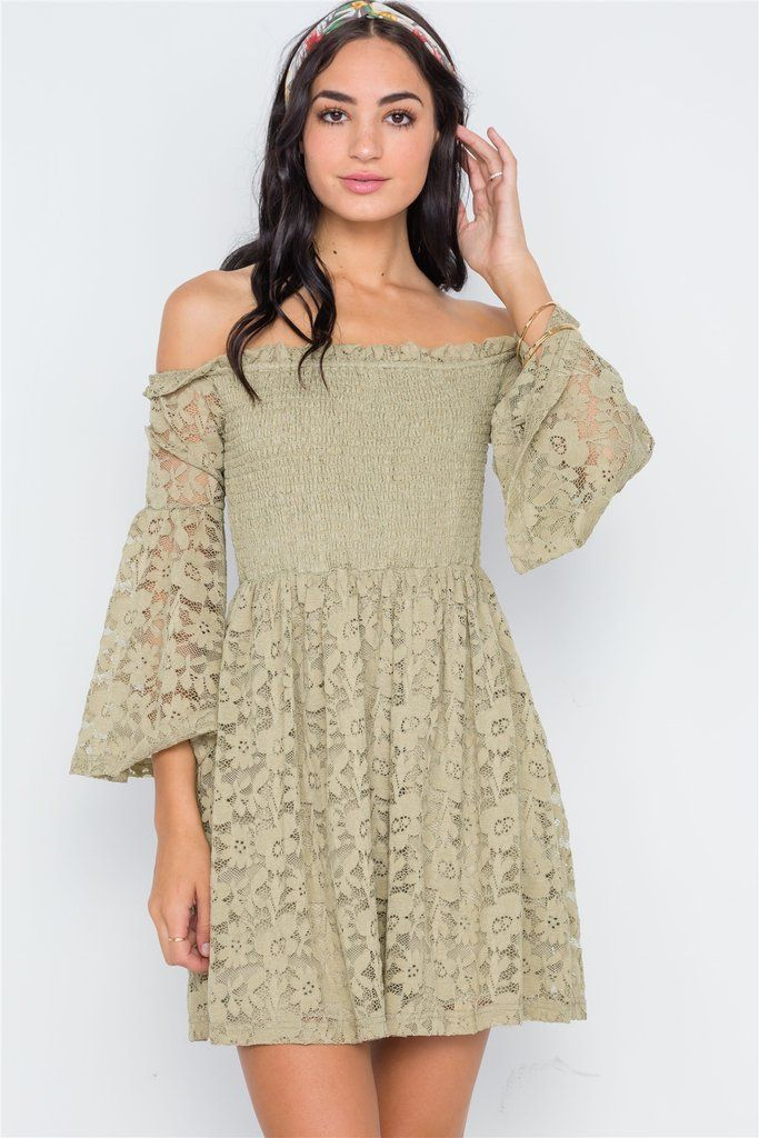 4ebf03d7289 Tara Mini Dress in 2019 | Urban Haven Shop | Dresses, Floral lace ...