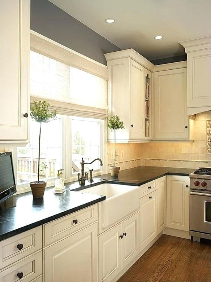 Best Kitchen Cabinet Colors For 2020 Stained Kitchen Cabinets Best Kitchen Cabinets Kitchen Cabinets Makeover