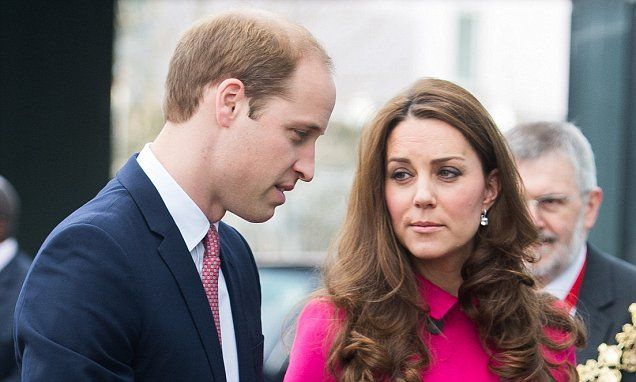 Will William miss the birth to be with the Queen?