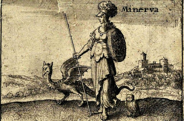 Wenceslas_Hollar _-_ The_Greek_god_Minerva