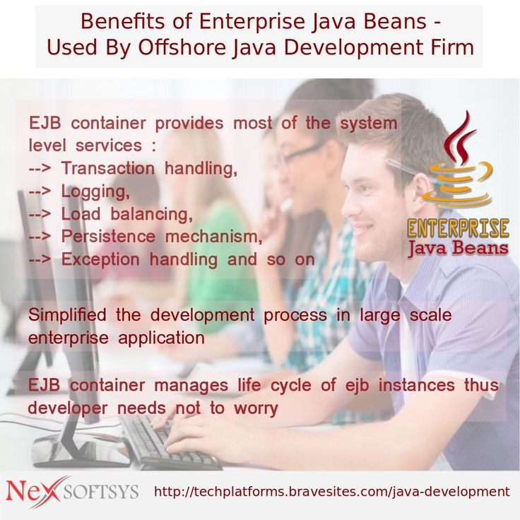Wide-ranging offshore Java development experience