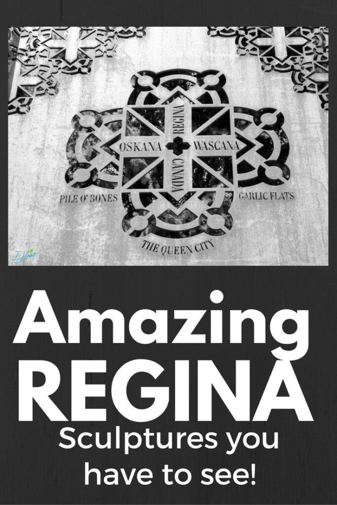 Amazing Regina Sculptures and Monuments You Have to See - Wascana Park Edition
