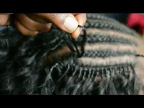 How to do Crochet Braids (Latch/Hook Hair) | Tutorial