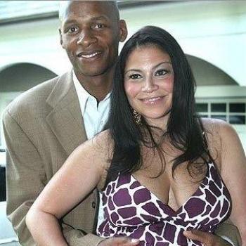 Shannon Walker Allen---Wife of Ray Allen