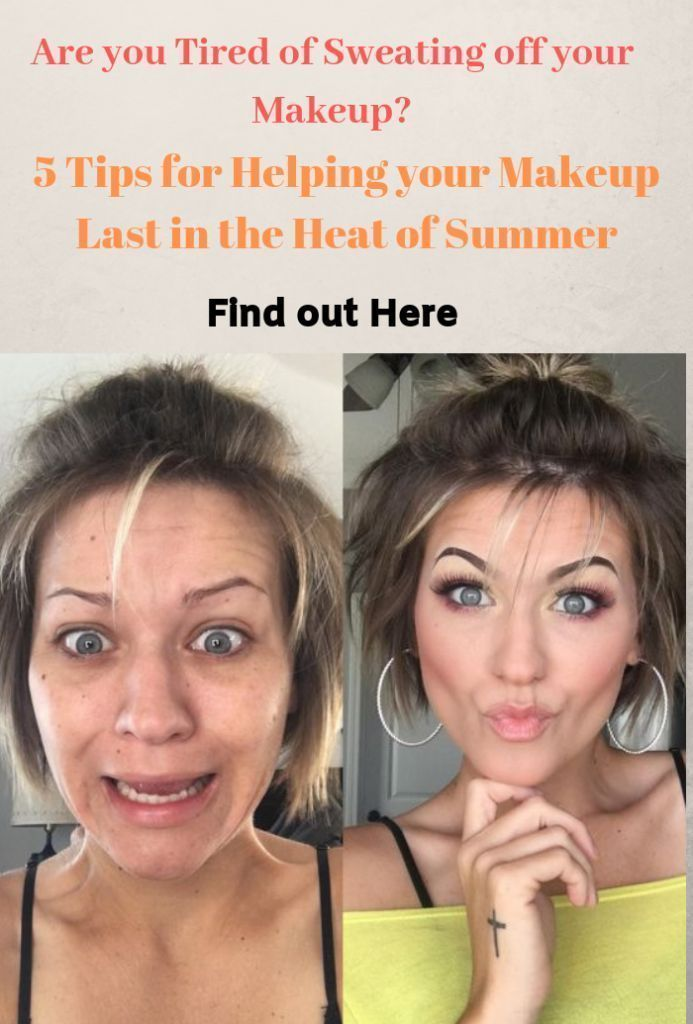 5 Tips For Helping Your Makeup Last Makeup Yourself Beauty Hacks Beauty Tips For Face