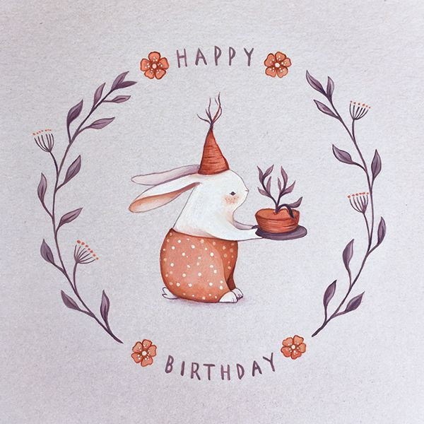 My Greeting Cards on Illustration Served