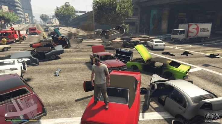 Como baixar e instalar grand theft auto v para PC   #semac16 #GTA5 #games  #download  #free
