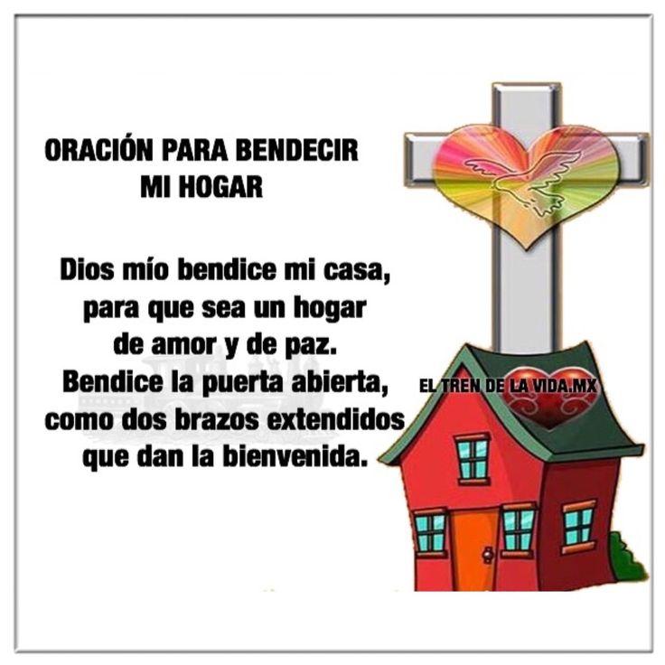 1000 ideas about oracion para el hogar on pinterest