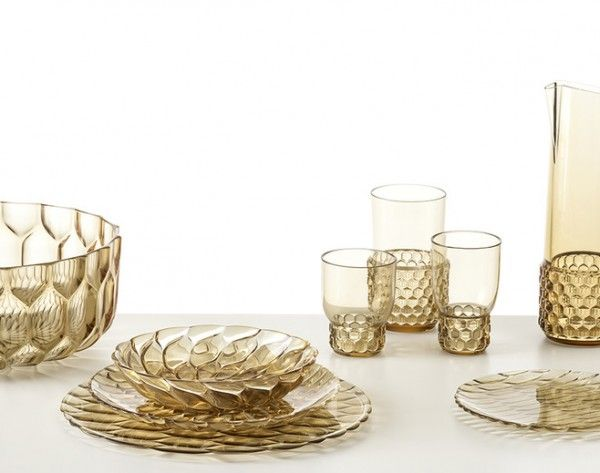 Jellies Family, tableware collection by Patricia Urquiola