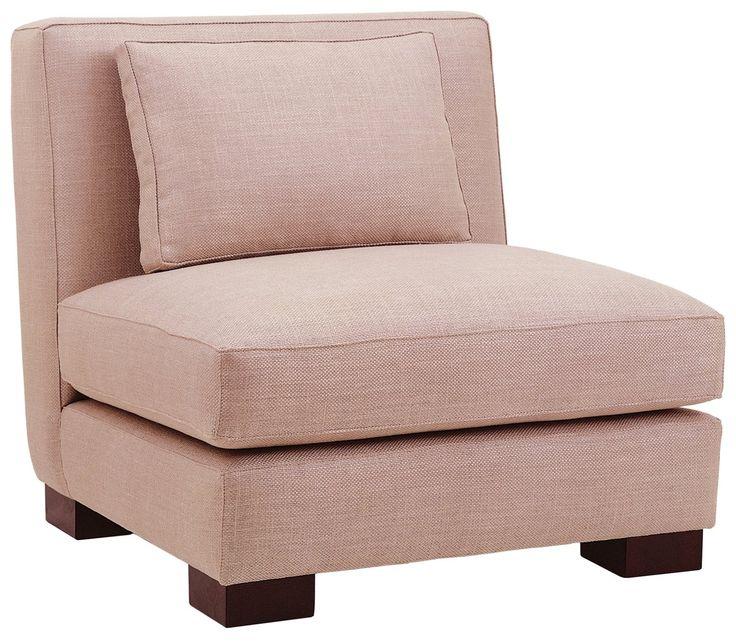 Butaca moderna sin brazos porto furniture - Sillones pequenos modernos ...