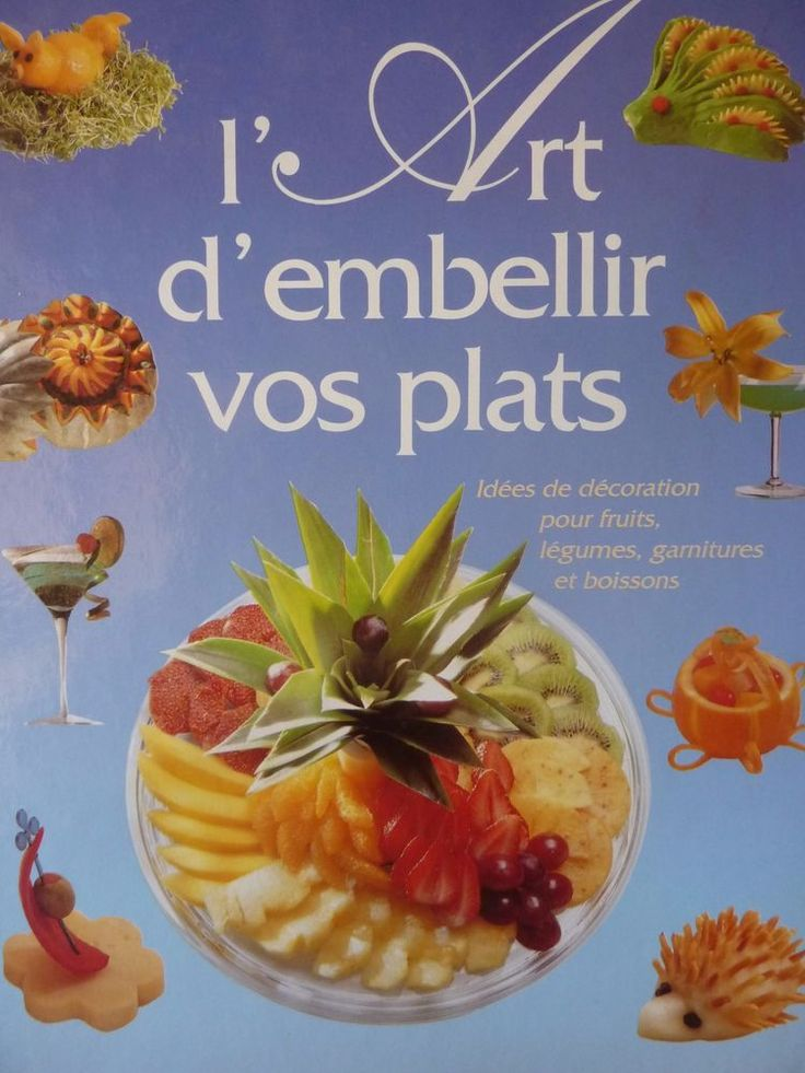 Art Embellir Plats Food Cuisine