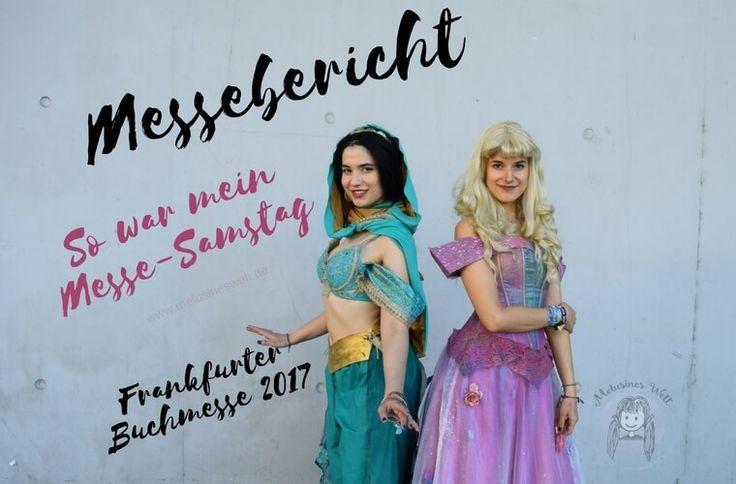 #frankfurterbuchmesse Yeah! Tolle Berichte und Tipps gibt es auf www.melusineswelt.de #buch #bookfair #Cosplay