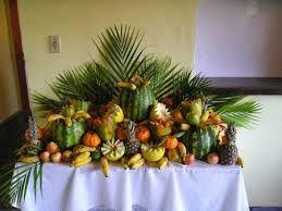 Resultado de imagem para mesa de frutas
