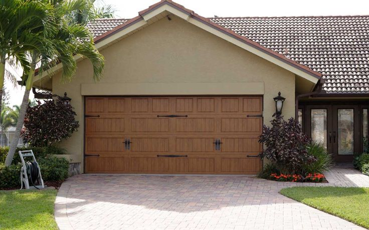 Haas Garage Doors 2000 Series with regard to Found Household