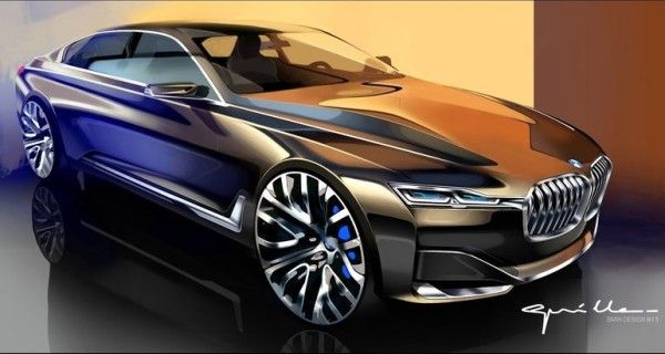 2014 BMW Vision Future Luxury Stylish Cars