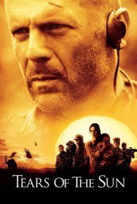 Navy SEALs (Bruce Willis, Cole Hauser) protect Nigerian refugees from ruthless rebels. Seen would see again