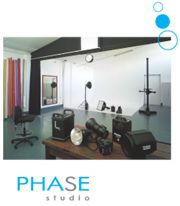 PHASE STUDIO - Photographic Studio Rental - L & P Digital Photographic