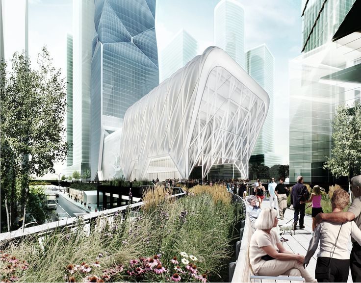 NEW YORK | Hudson Yards Culture Shed | Pro - SkyscraperCity
