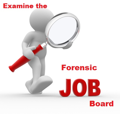 Forensic Science what is the order of a research paper