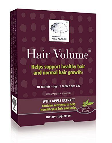 New Nordic Hair Volume,  30 Count //Price: $15.11 & FREE Shipping //     #hashtag2